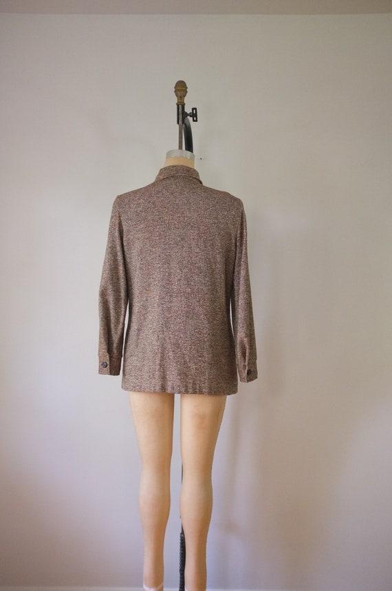 vintage 1970s shirt jacket | vintage lightweight … - image 4