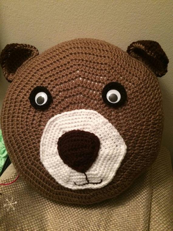 Crochet Teddy Bear Pillow #crochetteddybears Crochet Teddy Bear Pillow | Crochet  teddy bear, Crochet teddy bear pattern, Crochet teddy | 760x570