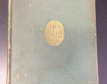Art in Flanders by Max Rooses 1931 Hardback