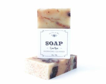 Coco Rose Soap Bar