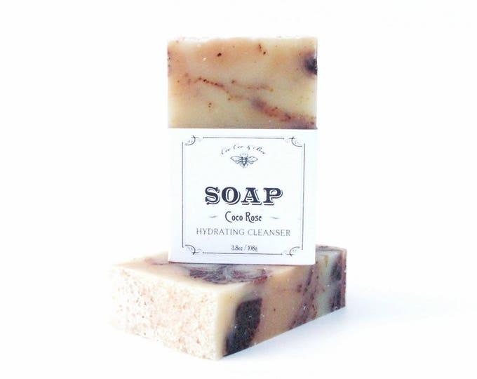 Coco Rose Soap Bar