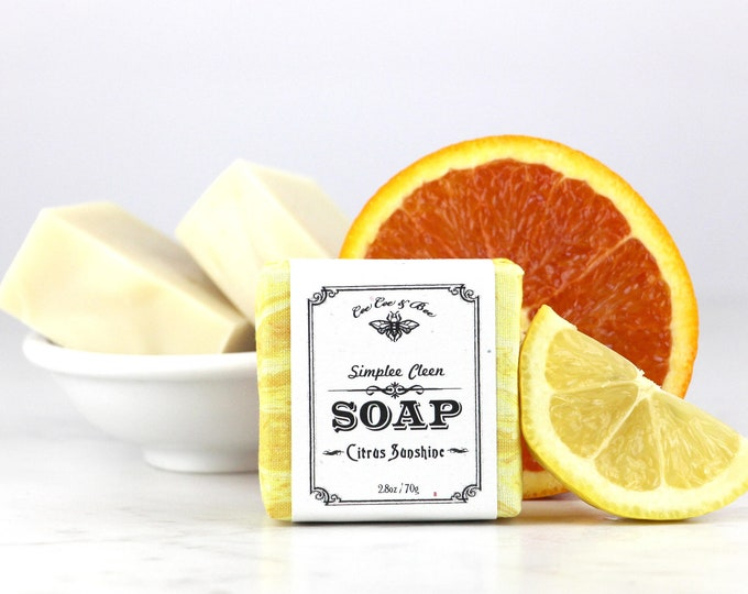Citrus Sunshine Soap 2.8oz