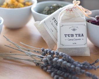 Lavender Slumber Tub Tea