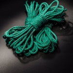 Jute Rope Kit for Shibari / Kinbaku - Seafoam/Aquamarine