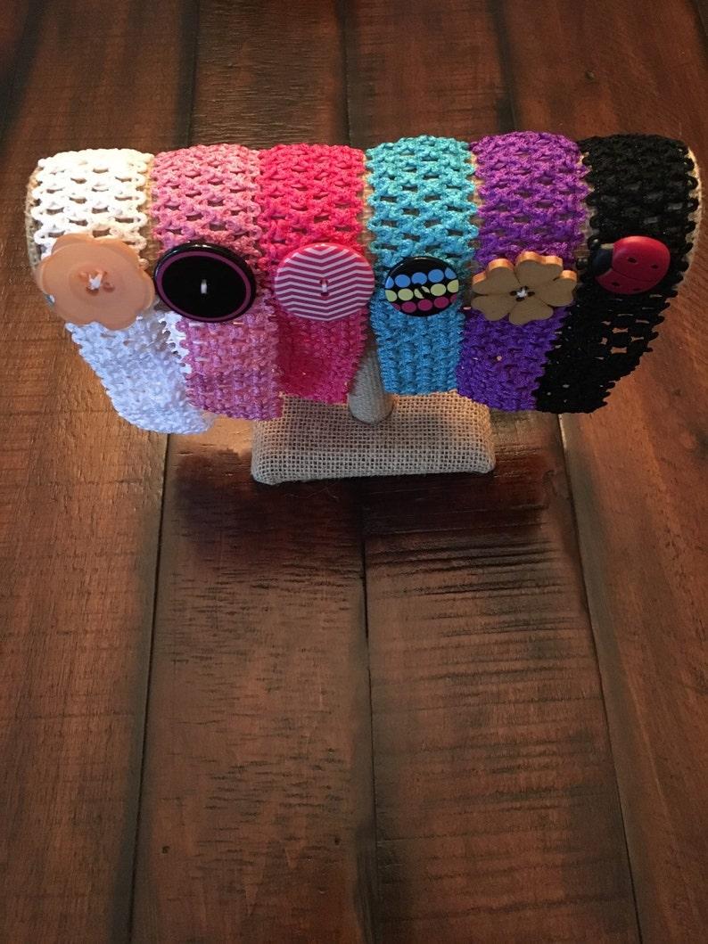 Dots Baby Headband Inventory sale