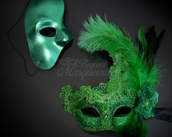 Masquerade Mask for Couple 75984a1ea9d0