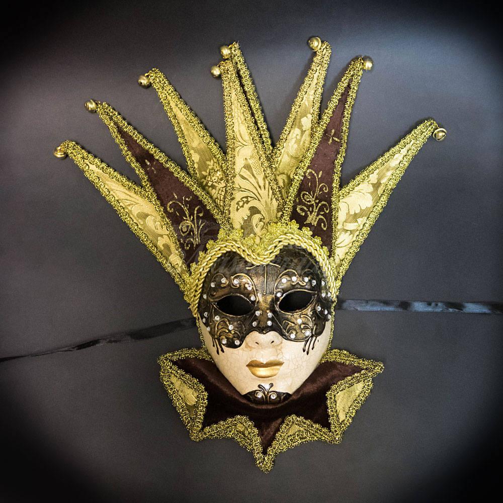 Masquerade Mask for Women Classic Venetian Masquerade Theater | Etsy