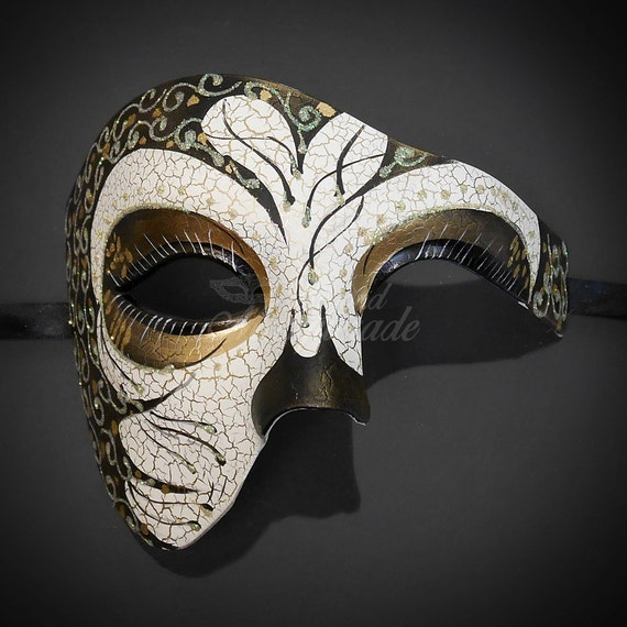 MADE IN ITALY Authentic Venetian Mask Owl Animal Costume Steampunk Wall Decor