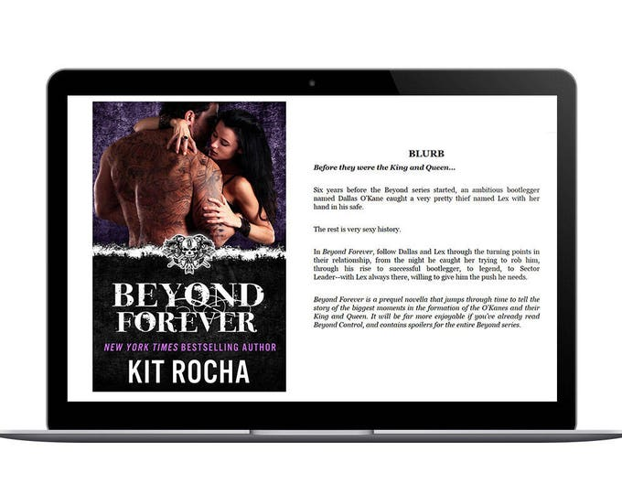 Ebook: Beyond Forever (O'Kane for Life, Novella #2)