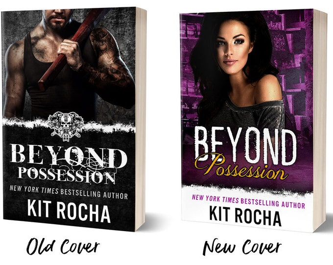 Beyond Possession (Autographed, Free Domestic Shipping)