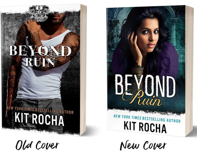 Beyond Ruin (Autographed, Free Domestic Shipping)