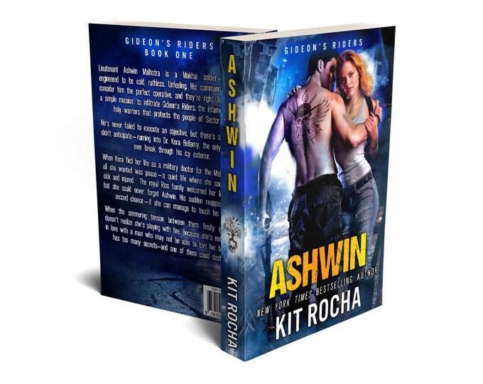 Ashwin (Autographed)