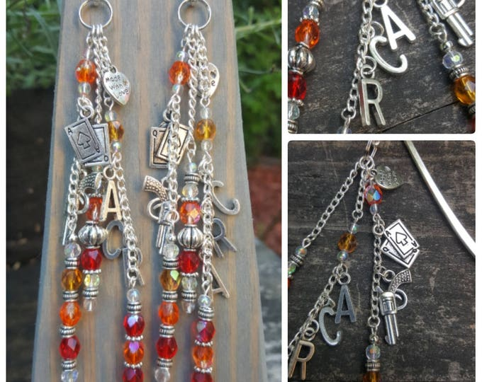 Beaded Bookmark: Beyond Jealousy Themed