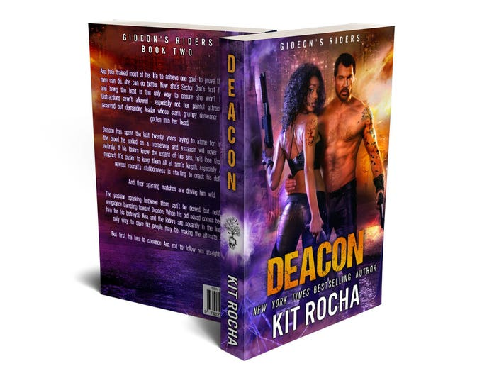 Deacon (Autographed, Free Domestic Shipping)