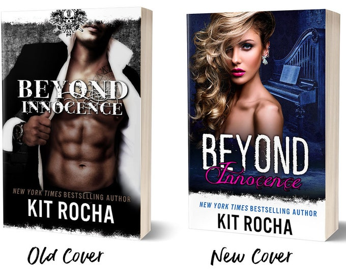 Beyond Innocence (Autographed, Free Domestic Shipping)