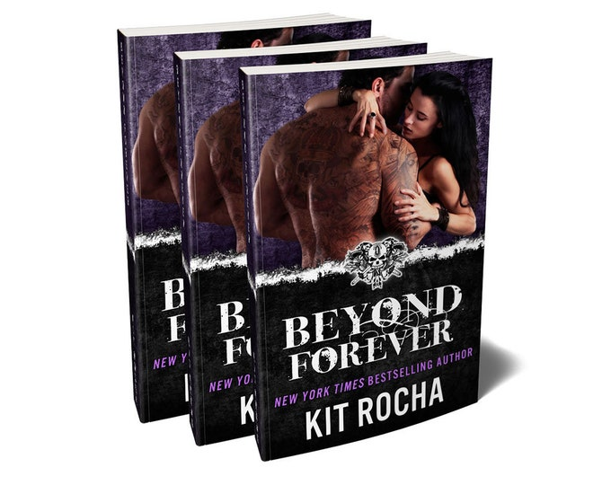 Beyond Forever (Autographed, Free Domestic Shipping)