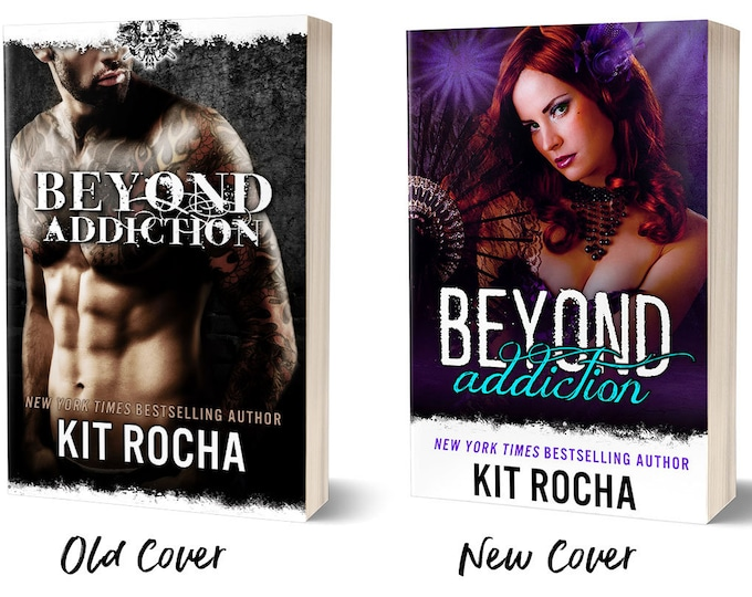 Beyond Addiction (Autographed, Free Domestic US Shipping)