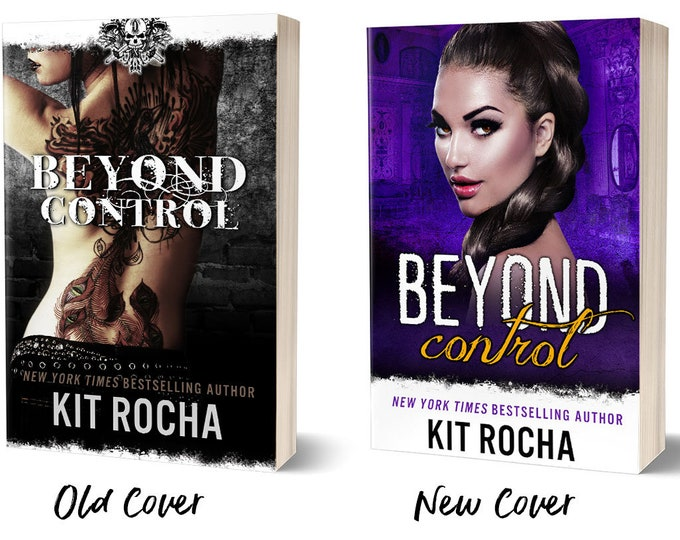 Beyond Control (Autographed, Free Domestic Shipping)