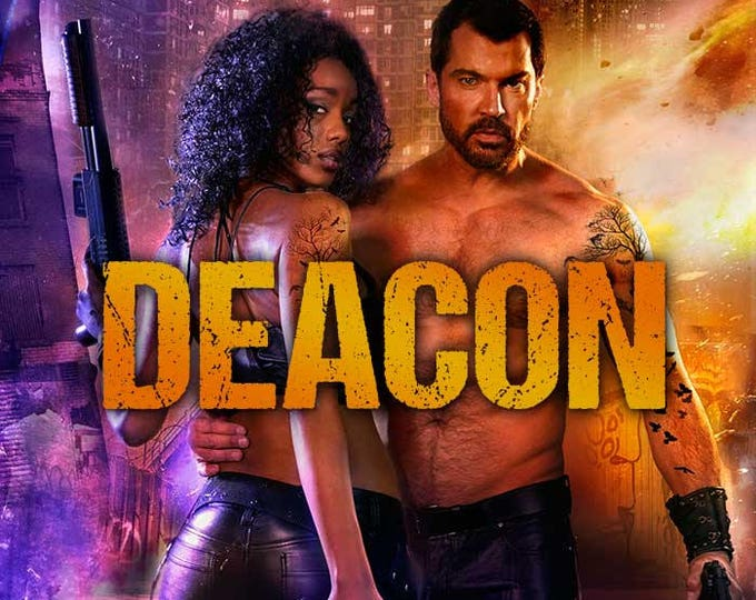 Ebook: Deacon by Kit Rocha
