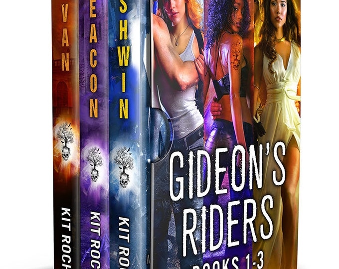 Ebook Bundle: Gideon's Riders Books 1-3