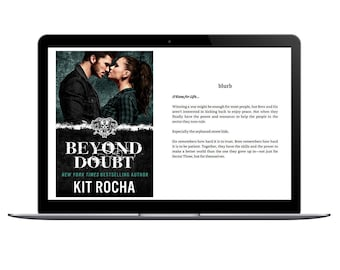 Ebook: Beyond Doubt (O'Kane for Life, Novella #1)