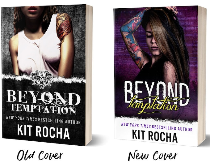 Beyond Temptation (Autographed, Free Domestic Shipping)
