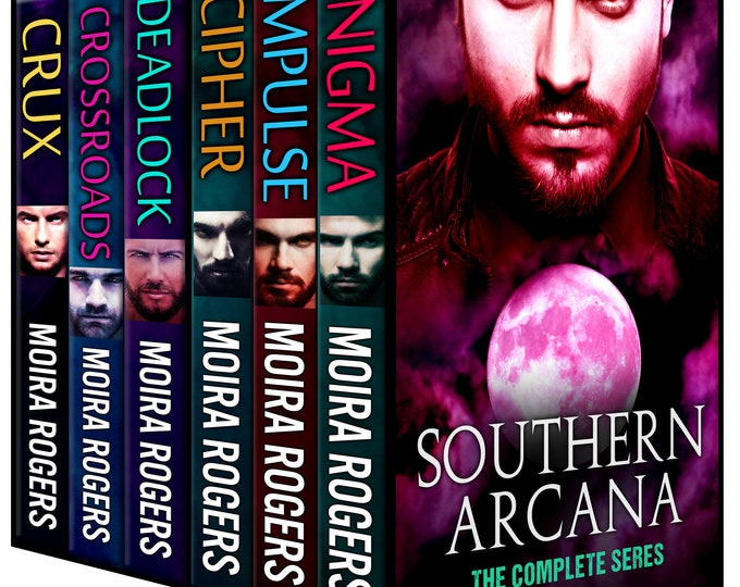 Ebook: The Complete Southern Arcana Series