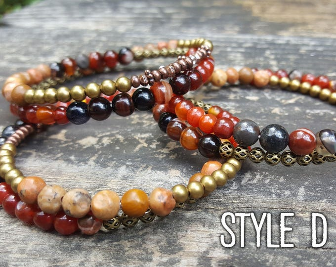 Sector One Mix & Match Bangles: Style D