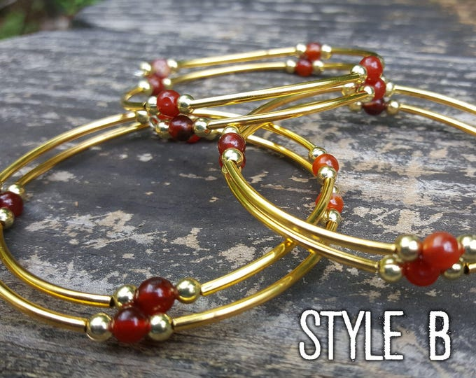 Sector One Mix & Match Bangles: Style B