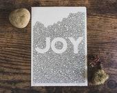 Joy Screen Print