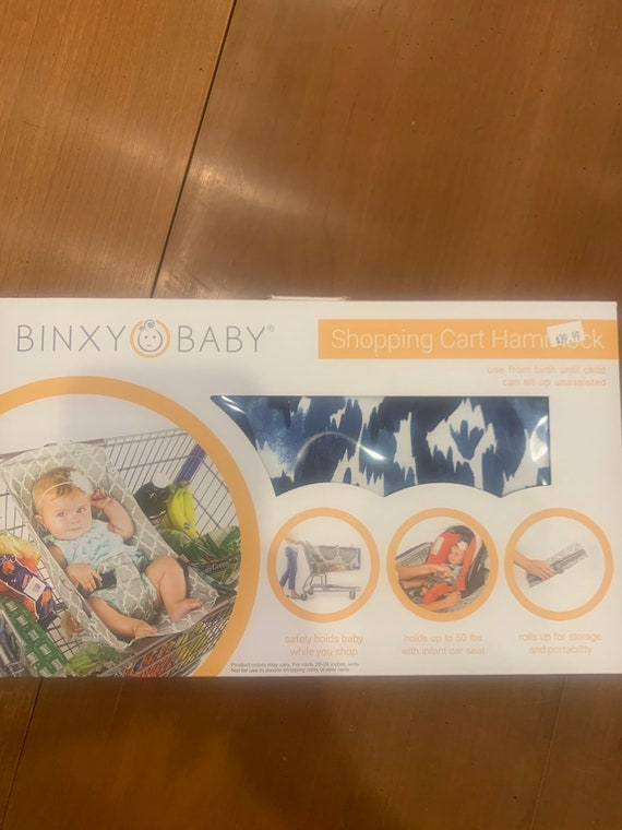 Binxy Baby Infant cart hammock for Gabrielle and Tyler Hindman