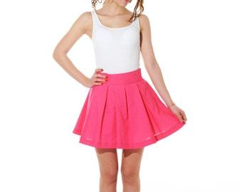 Skirt - Holishockingpink