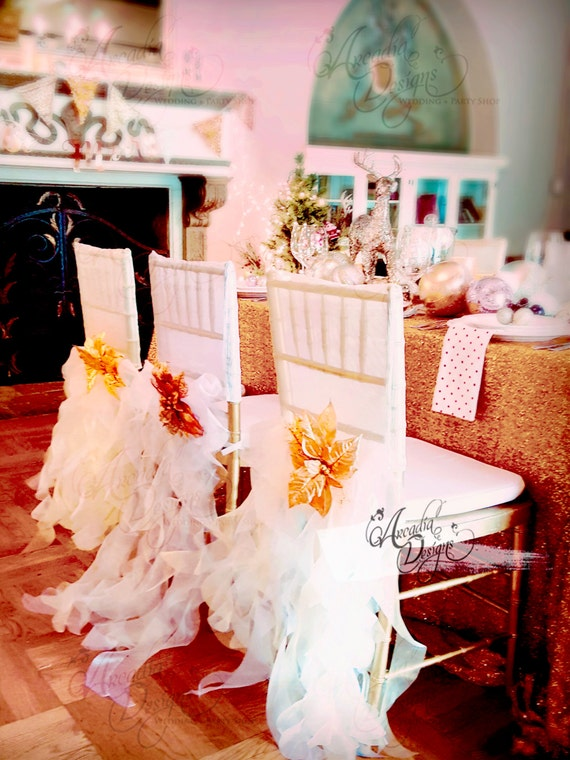 Wondrous Light Gold Bridal Chair Cover Wedding Ruffle Chair Decoration Ready To Ship Willow Slipcover For Event Wedding Reception Bridal Shower Bralicious Painted Fabric Chair Ideas Braliciousco