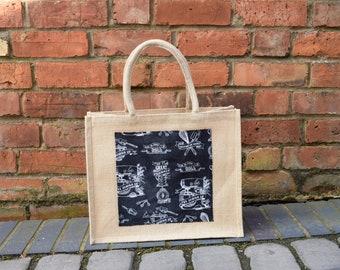 Baking Jute Bag, Kitchen Utensils Bag, Kitchen Bag, Baking Bag, Cake Bakers Bag, Cook Bag, Chef's Bag, Bakers Bag, Hessian Bag, Shopping Bag