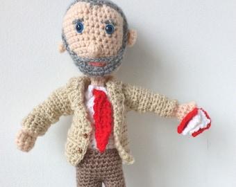 Crochet Jeremy Corbyn