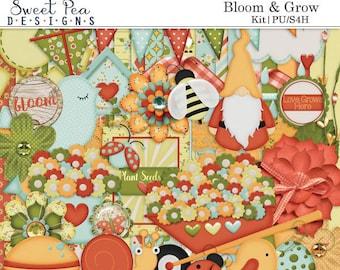 Bloom & Grow Digital Kit