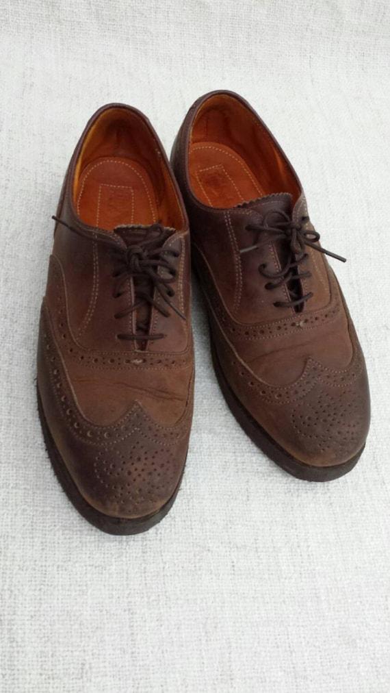 Vintage Timberland original brown genuine all weat