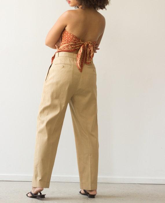 1990s Polo Ralph Lauren Khaki Chinos - image 3