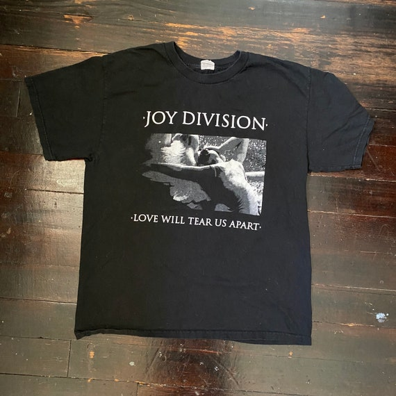 authentic vintage 90s joy division love will tear