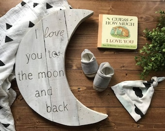 I love you to moon and back