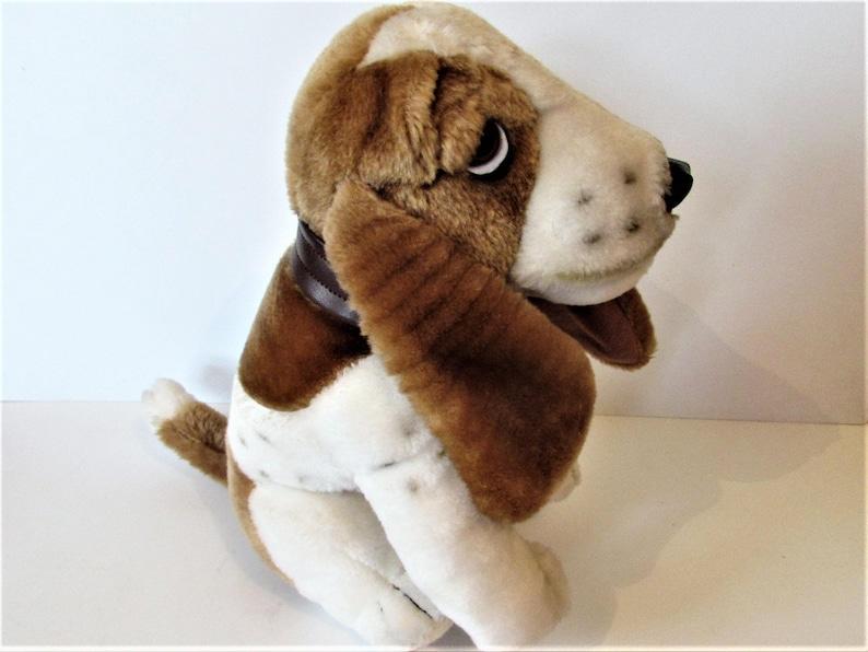 Large Plush Wolverin Hush Puppies Dog Linden No 20601 Etsy
