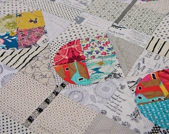 THE AVENUE Pattern By Louise Papas For Jen Kingwell
