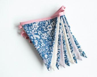 garland + the garland + pennant necklace + guirlande + pennants garland + triangles garland + baby shower + baby gift +
