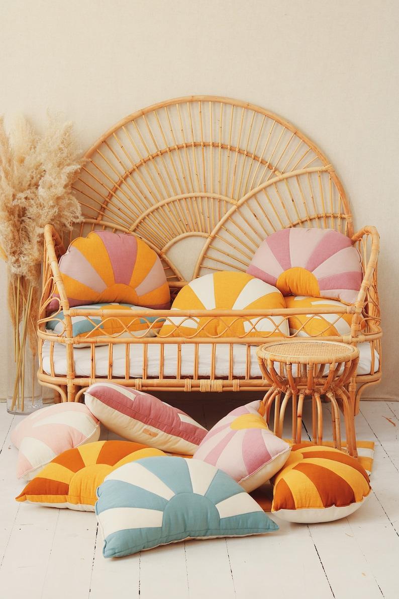 Sun pillow Lazy Santa Cruz