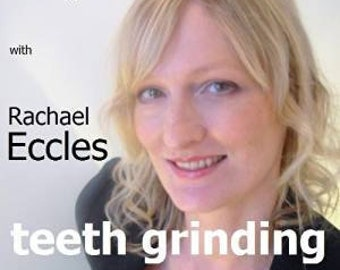 Stop Teeth Grinding (Bruxism) Jaw Clenching, Pain and Tension Relief Hypnotherapy Self Hypnosis Instant Download MP3