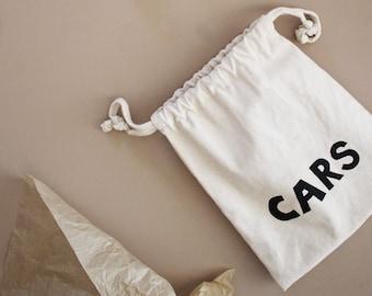 CARS storage bag - Small