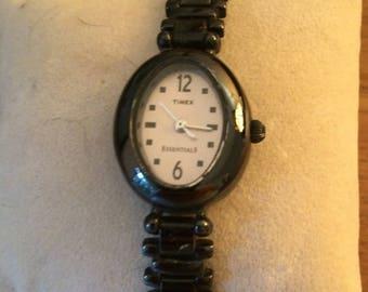 7f91afd72 Ladies vintage Timex Watch/ Women's Wind Up Watch/ Women's Timex
