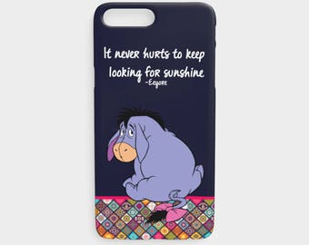 eeyore phone case iphone 8 plus