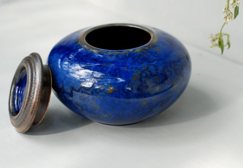 urns for human ashes decorative urns. small ceramic urn Pet urn for cat memorial urns dog urn