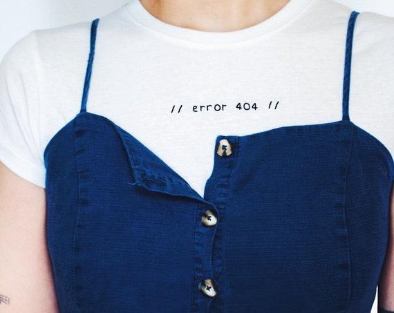 Error property